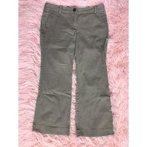 VTG Burberry London Brown Nova Check Lined Trouser